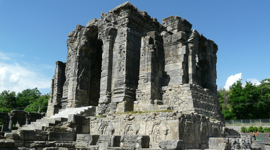 Ancient Temple of Martand
