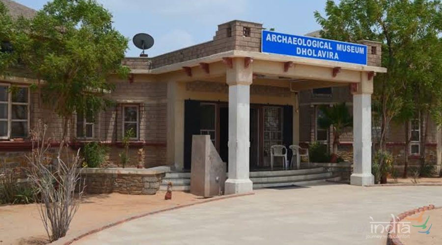 Archaeological Site Museum, Dholavira