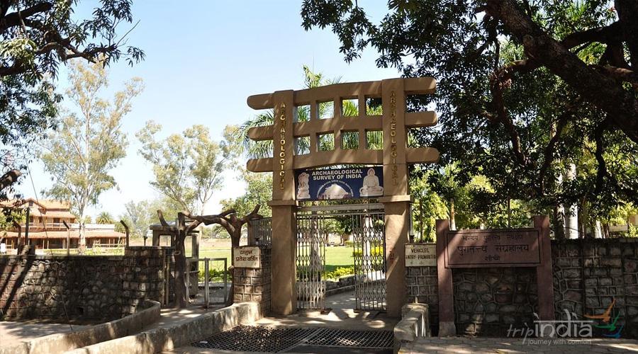 Archaeological Site Museum Sanchi