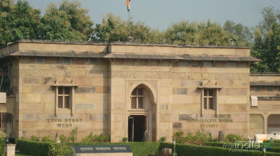 Archaeological Site Museum, Sarnath