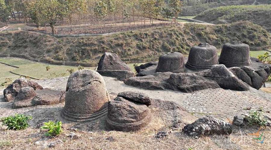 Archaeological Site Museum, Sri Surya Pahar