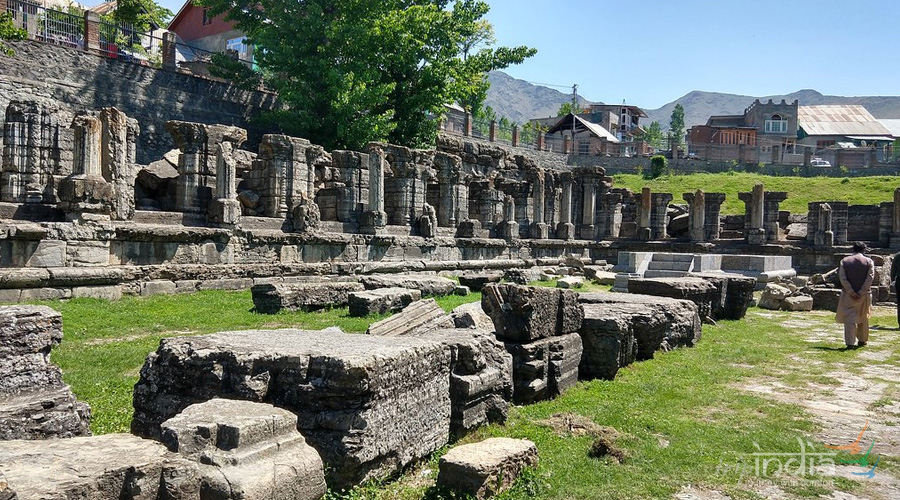 Awantiswami Temple