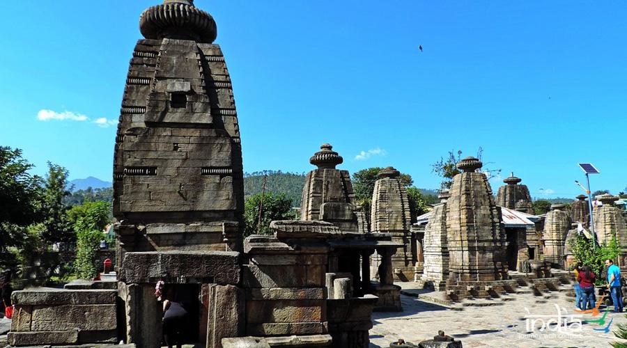 Baijnath Temple Complex