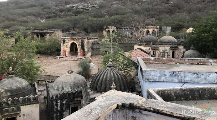 Buddhist Stupa and Remains, Junagadh