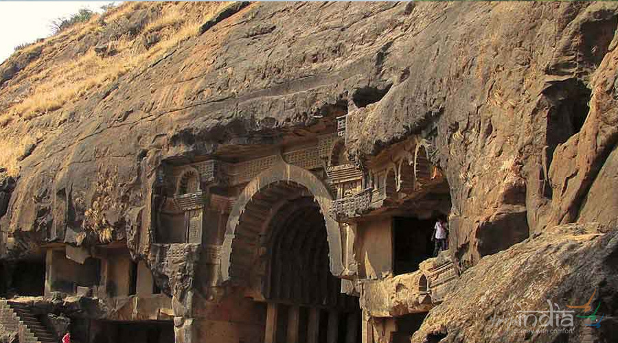 Cave, Temple And Inscriptions, Bhaja and Karla