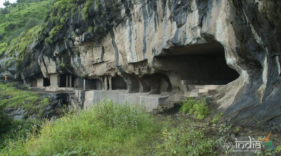 Cave, Temple and Inscriptions, Junnar