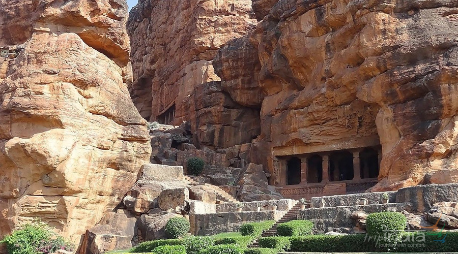 Caves at Badami