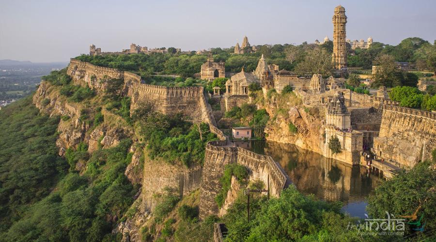 Chittaur Fort