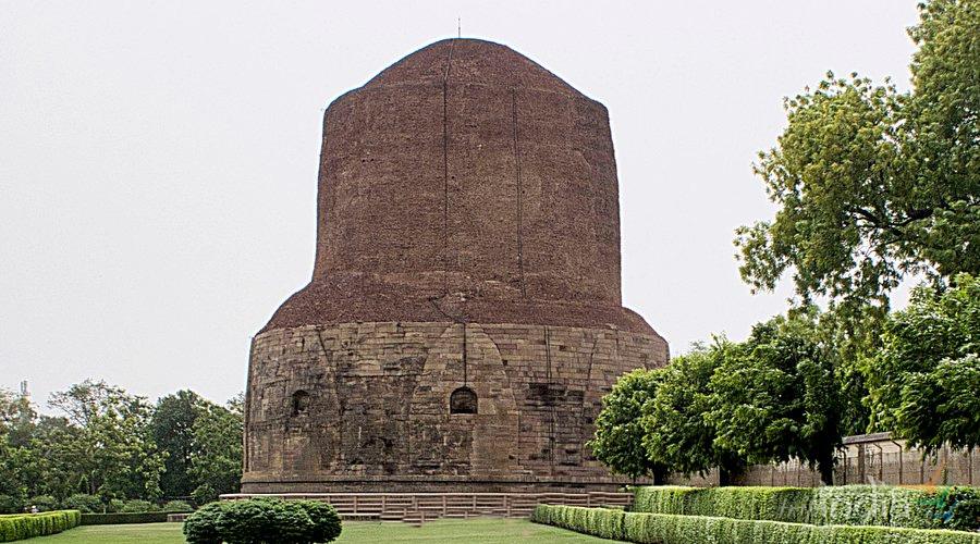 Dhamekh Stupa, Sarnath