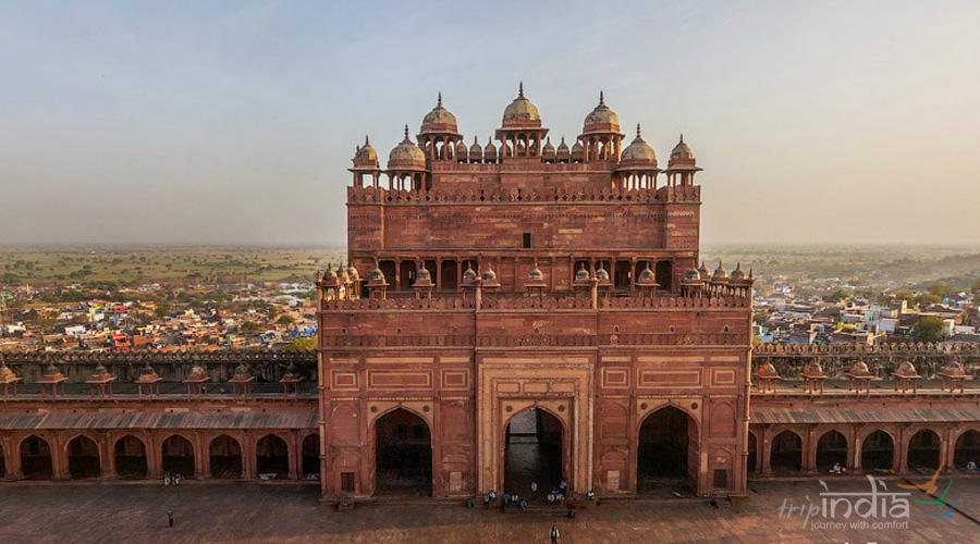 Fatehpur Sikri Monuments Complex