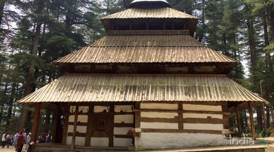 Hidimba Devi Temple