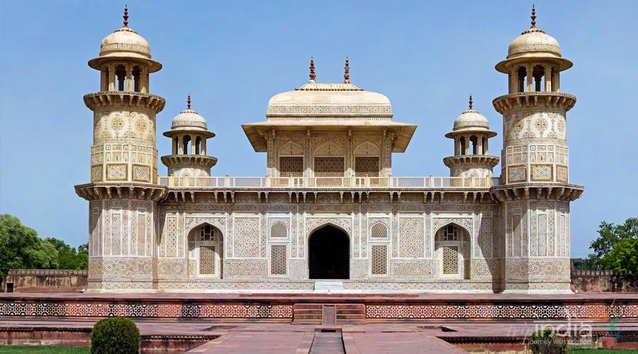 Itimad-ud-Daulah's Tomb