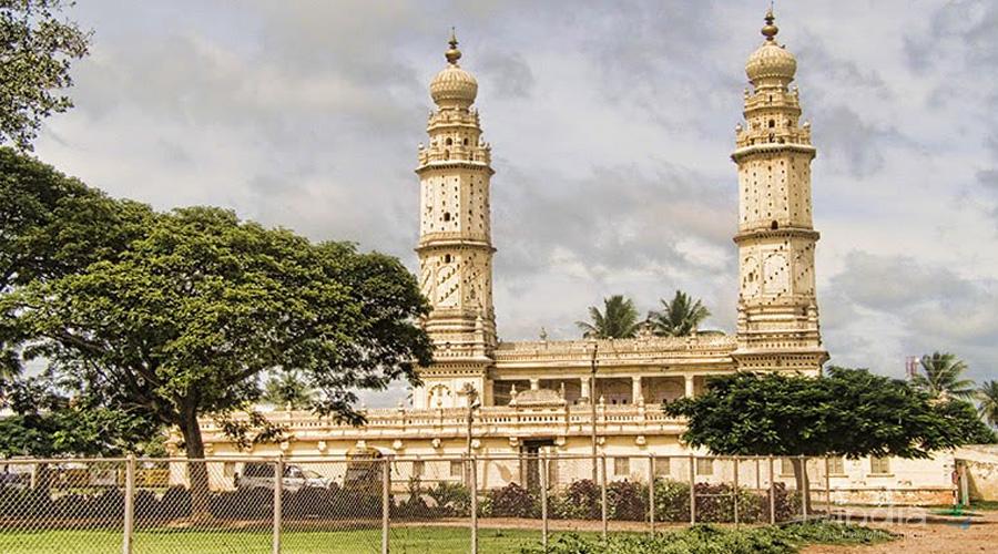 Jama Masjid, Srirangapatna (Masjid-e-Ala)