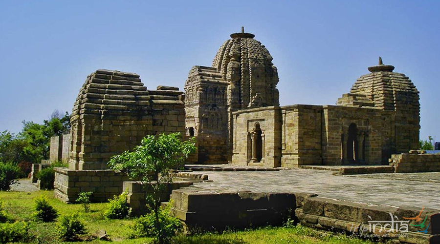 Krimchi Temple Complex