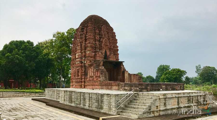 Laxman Temple And Old Sites