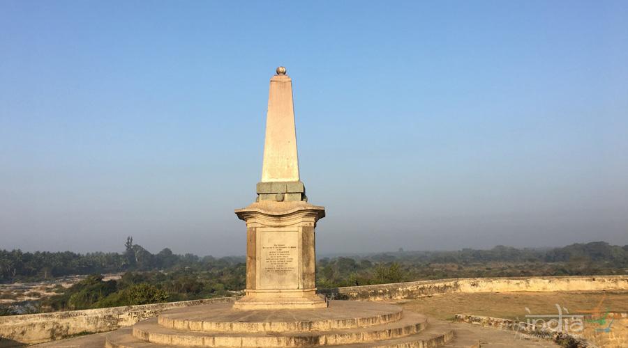 Obelisk Monuments, Srirangapatna