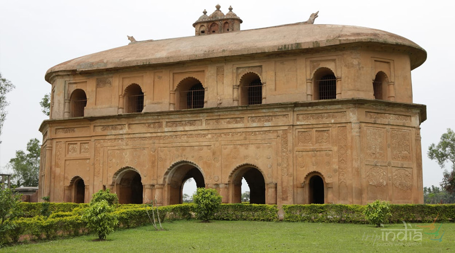 Ranghar Ruins