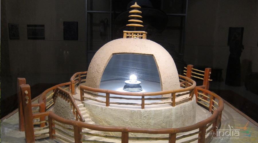 Relic Stupa, Vaishali
