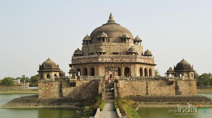 Site of Mauryan Palace