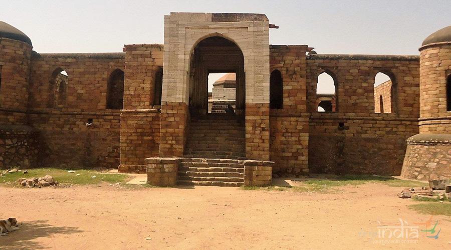 Sultan Ghari's Tomb