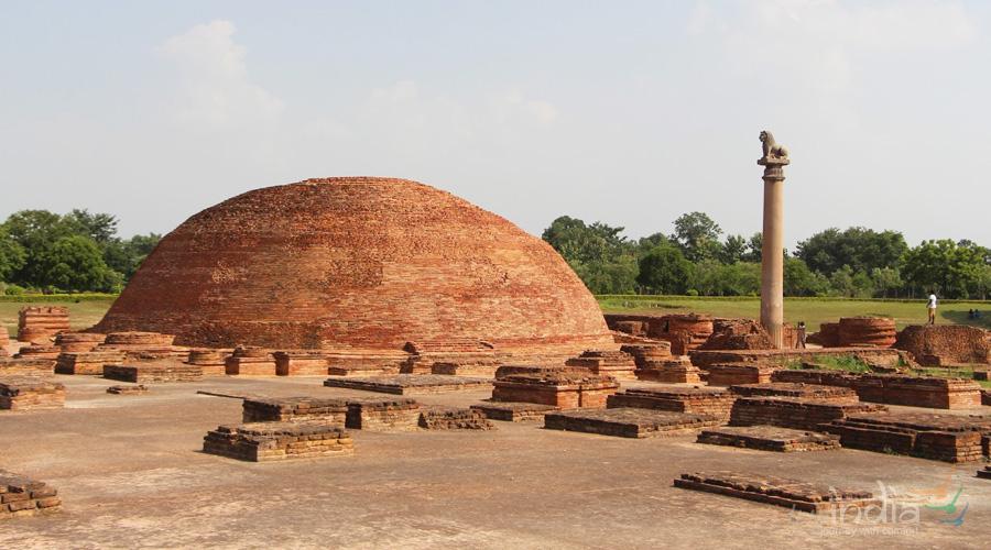 The Remains of Ancient Vaishali
