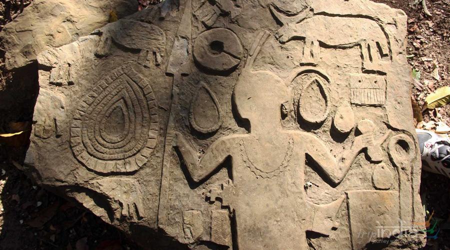 Vangchhia Monuments