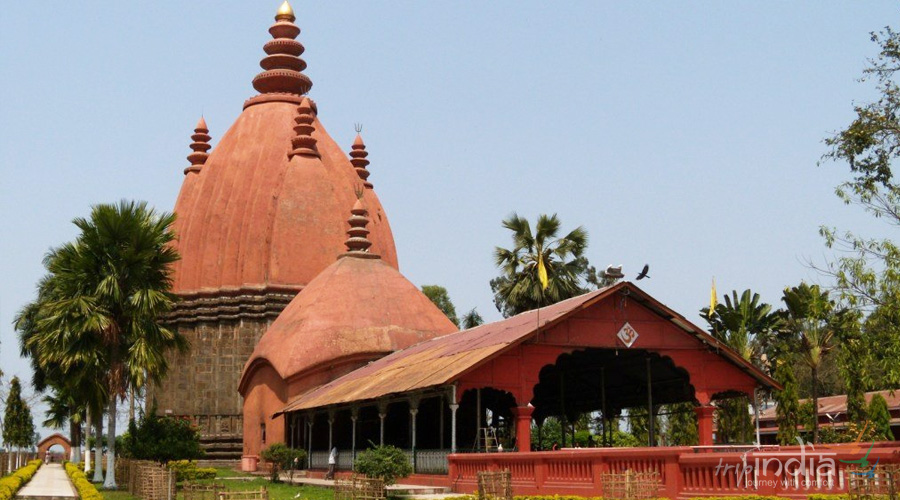 Vishnu Dol Temple